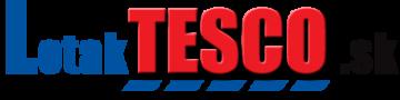 Leták TESCO